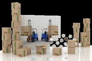 Funkcje logistyczne opakowań