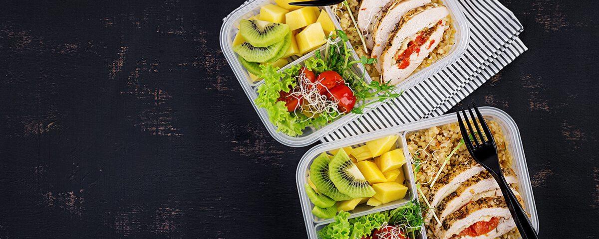 Jedzenie w pudełkach - Dieta pudełkowa - czy tylko dobre jedzenie