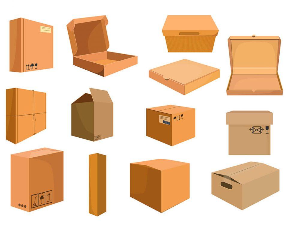 Pudełka - Na co zwracać uwagę, zamawiając opakowania z tektury