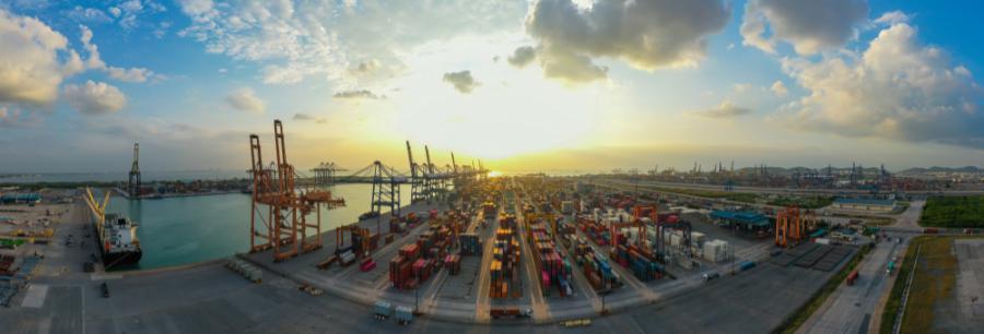 Cargo przeładunek towarów i opakowań drewnianych