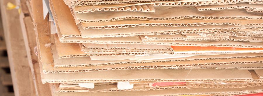 Recykling tektury - krąg życia zataczany aż 7 razy