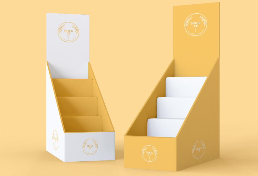 Ekspozytory kartonowe - Karton i tektura w reklamie - możliwości więcej, niż myślisz